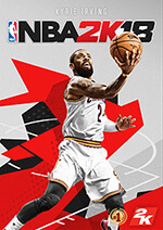 NBA 2K18 Box Art