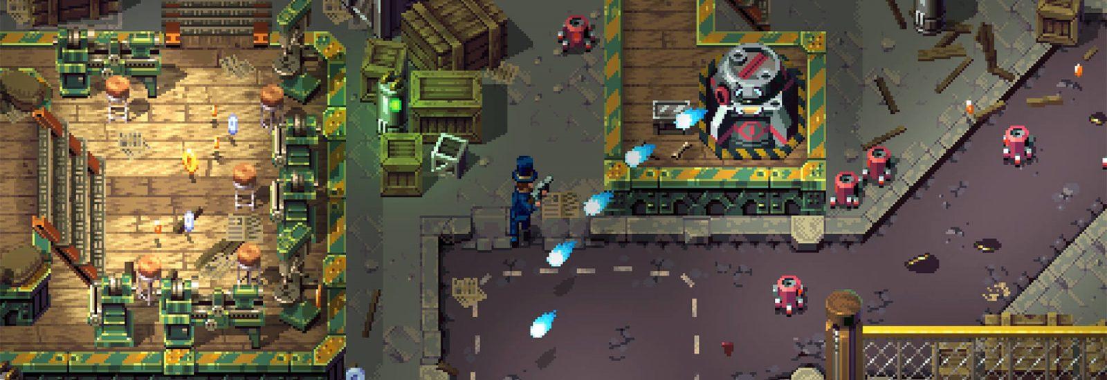 Tower 57 - Editează - Digital Games