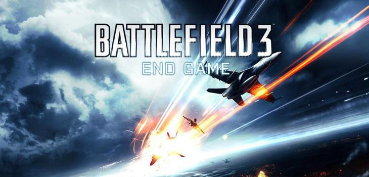Battlefield 3 End Game In the Air Trailer