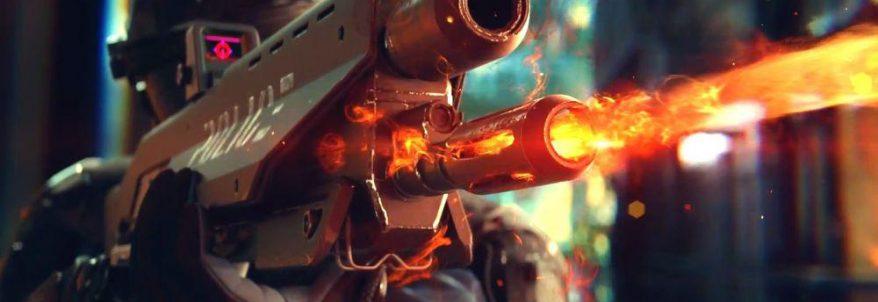 Cyberpunk 2077 - Trailer