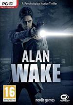 Alan Wake Coperta