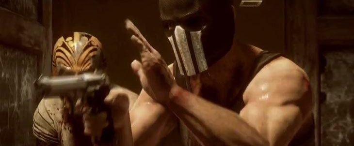 Army of Two: The Devil's Cartel The Devils Cartel Speak of the Devil Trailer