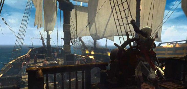 Assassin's Creed 4: Black Flag Gameplay Trailer