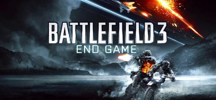 Battlefield 3 End Game Slow Motion Trailer