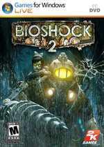 BioShock 2 Coperta