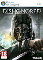 Dishonored Coperta