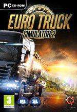 Euro Truck Simulator 2 Box Art