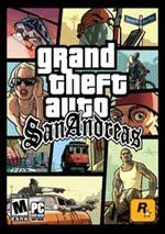 Grand Theft Auto San Andreas Coperta
