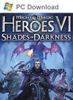 Might & Magic Heroes VI Shades of Darkness Coperta