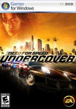 Need for Speed Undercover Coperta