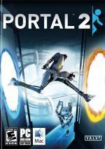 Portal 2 Coperta