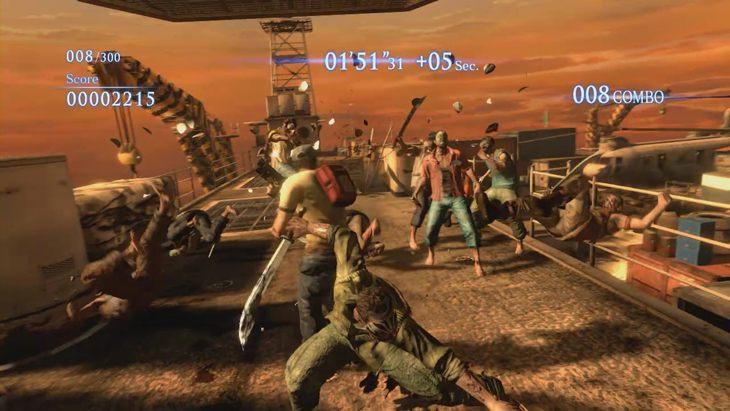 Resident Evil 6 x Left 4 Dead 2 Gameplay Trailer