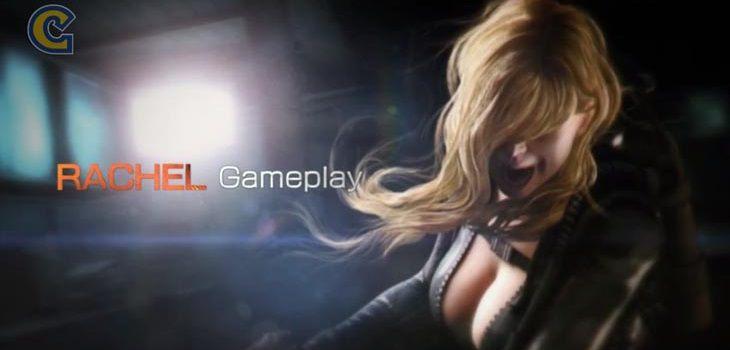Resident Evil Revelations Rachel Gameplay