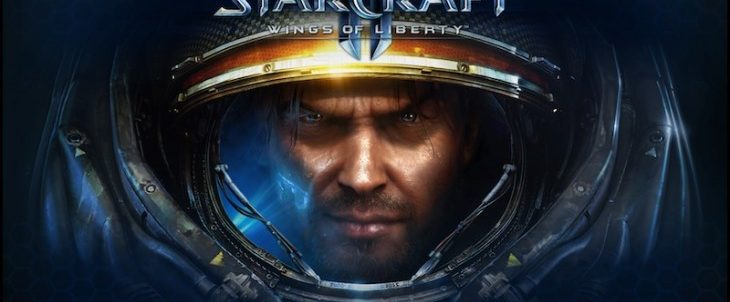 StarCraft II Wings of Liberty Starter Edition