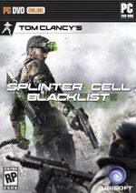 Tom Clancys Splinter Cell Blacklist Coperta