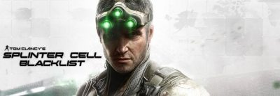 Tom Clancys Splinter Cell Blacklist Logo