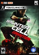 Tom Clancys Splinter Cell Conviction Coperta