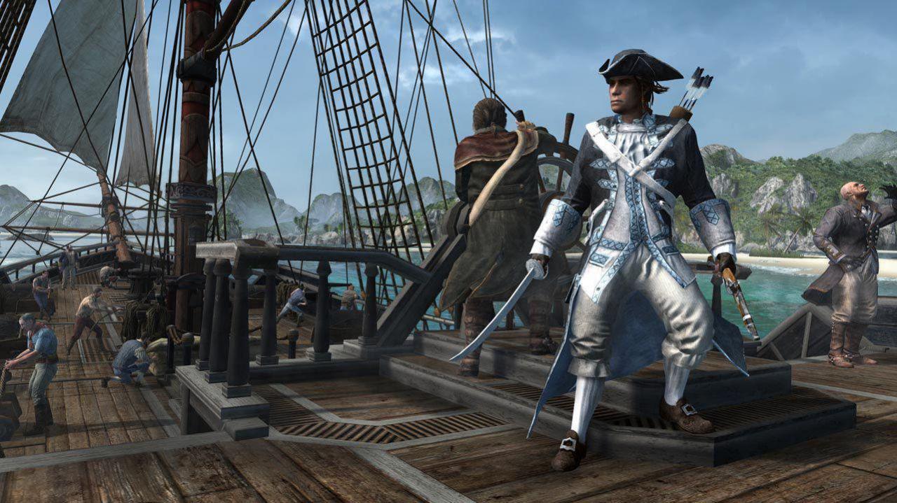 Assassin's Creed 3 Imagini
