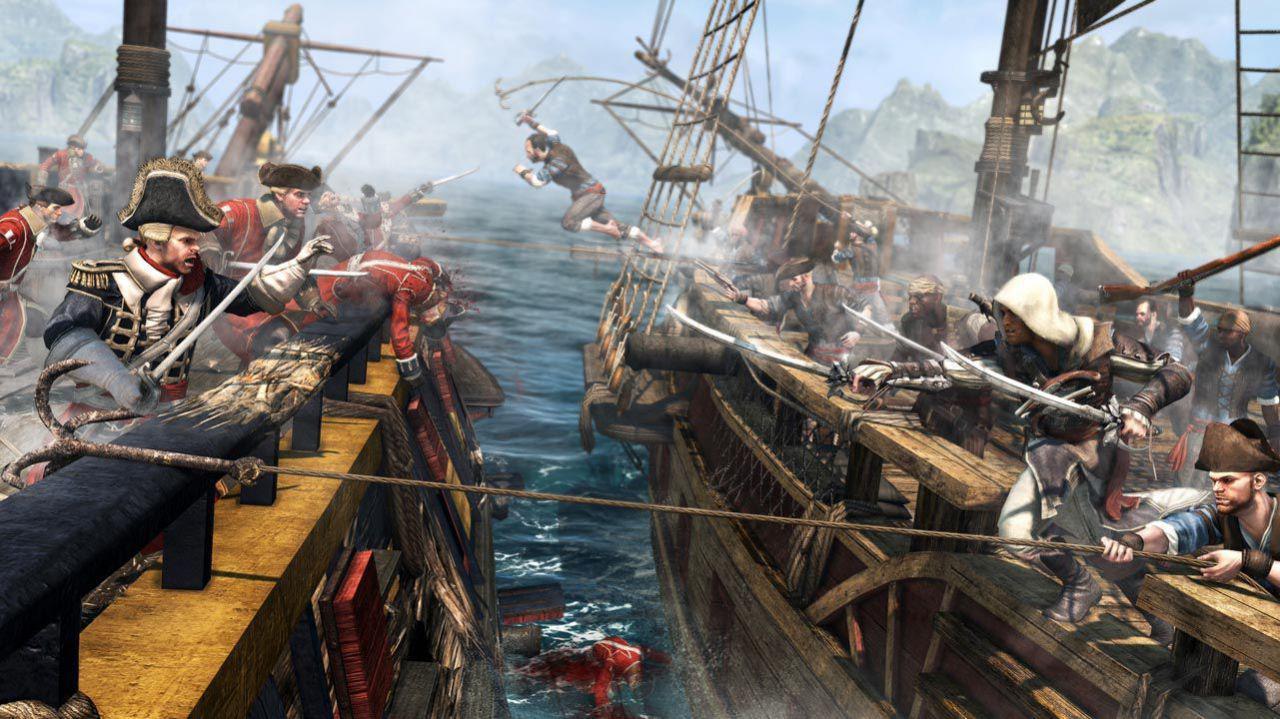 Assassin's Creed 4: Black Flag – Screenshots