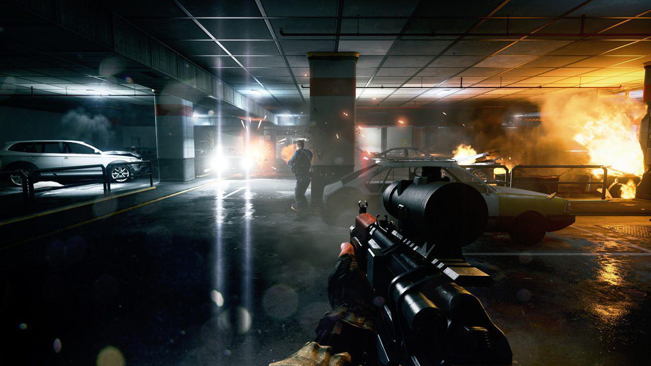 Battlefield 3 Imagini
