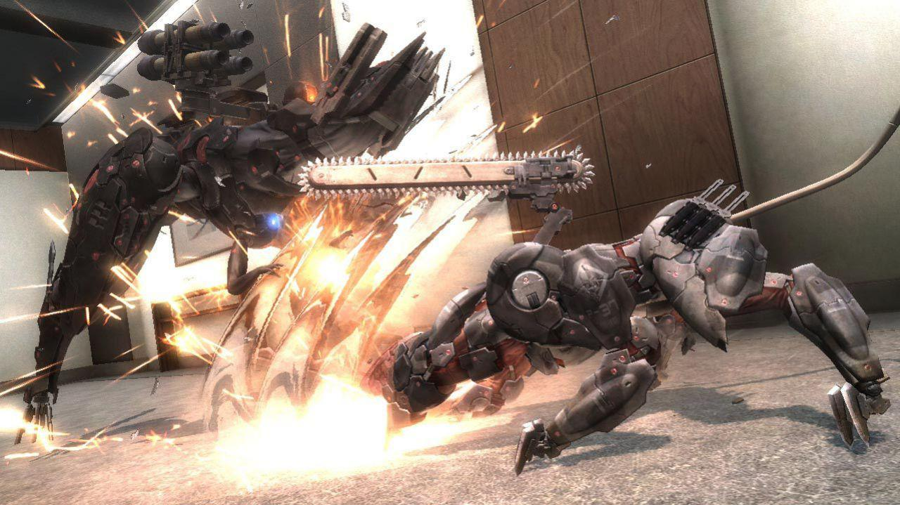 Metal Gear Rising: Revengeance – Screenshots