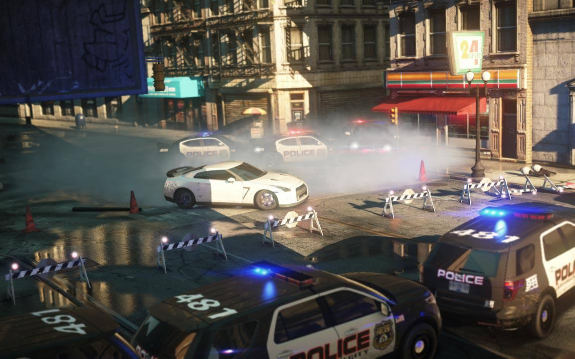 Need for Speed Most Wanted Imagini