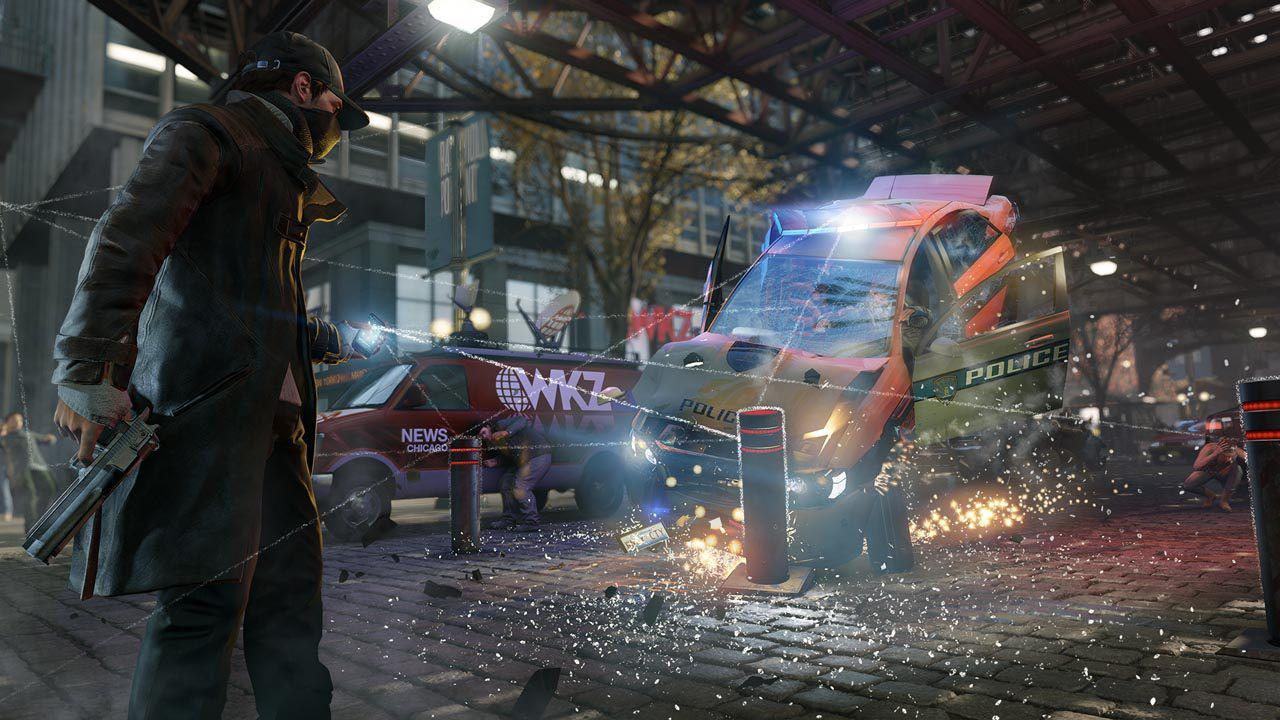 Watch Dogs Imagini
