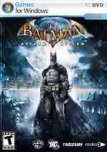 Batman Arkham Asylum Coperta