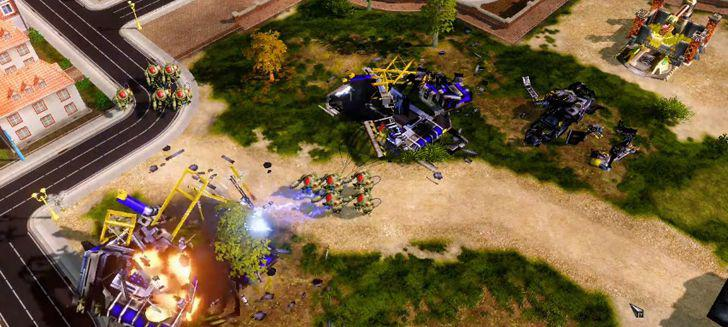 Command and Conquer: Red Alert 3 – Trailer