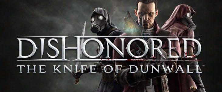 Dishonored: The Knife of Dunwall Gameplay Trailer