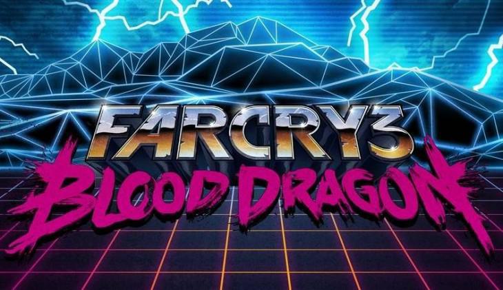 Teaser Far Cry 3: Blood Dragon