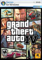 Grand Theft Auto IV Coperta
