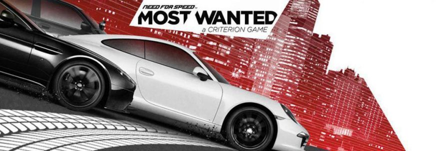 Need for Speed Most Wanted Criterion