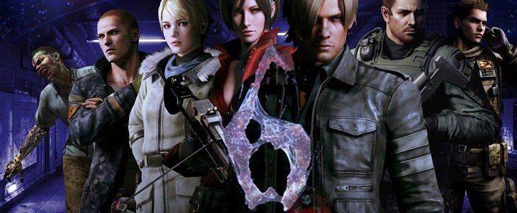 Update 1.3 pentru Resident Evil 6