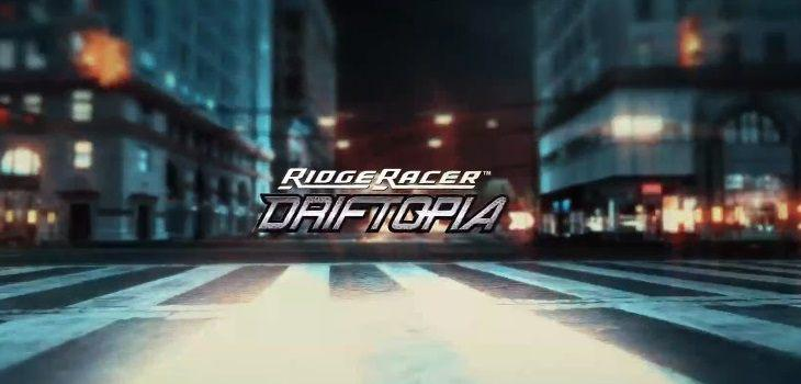 Ridge Racer Driftopia Free 2 Drift Trailer