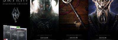 The Elder Scrolls 5: Skyrim Legendary Edition anunțat