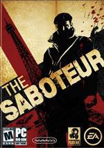 The Saboteur Coperta