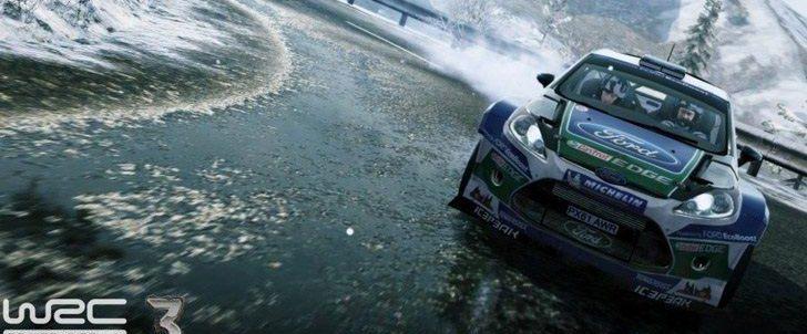 Primul patch WRC 3 lansat