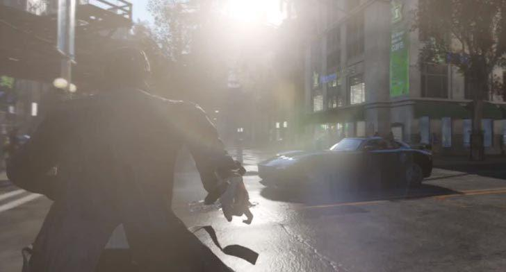Watch Dogs – Out of Control Trailer