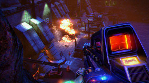 Imagini Far Cry 3: Blood Dragon
