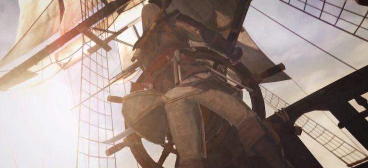 Assassin's Creed 4: Black Flag – Under the Black Flag Trailer