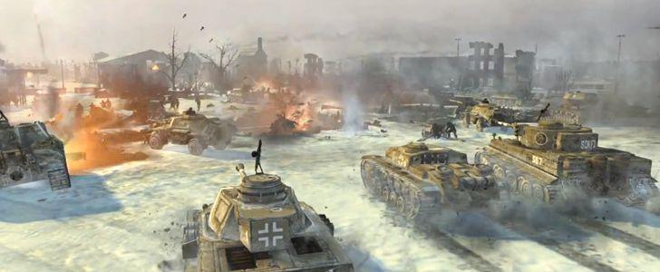 Company of Heroes 2 – Above The Battlefield