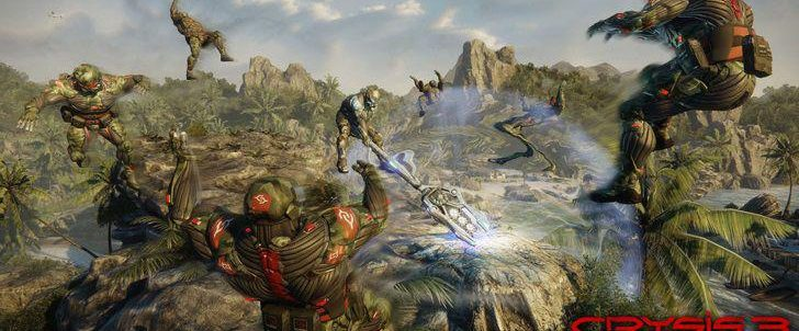 Crysis 3: The Lost Island Multiplayer DLC anunțat