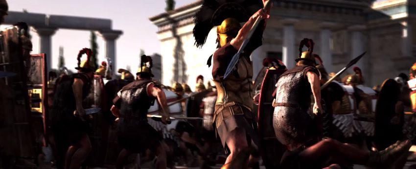 Total War Rome 2 – Greek States Culture Pack Trailer