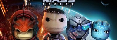 Little Big Planet primește costumele din Mass Effect