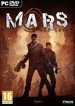 Mars War Logs Coperta