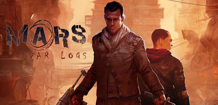 Mars: War Logs Review Română