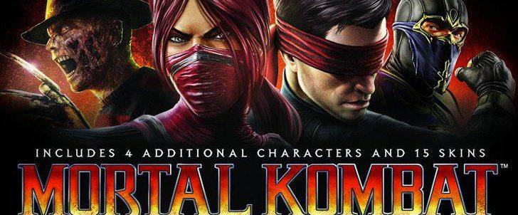 Mortal Kombat anunțat pentru PC