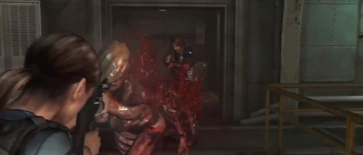 Resident Evil Revelations – Shock and Panic Trailer