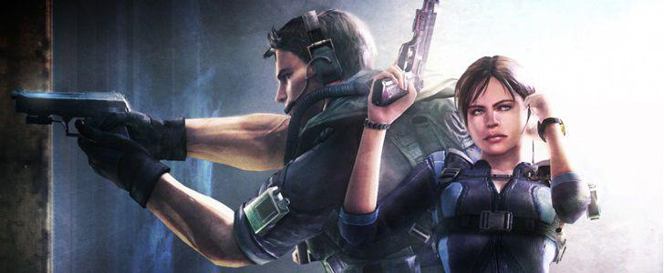 Update pentru Resident Evil: Revelations